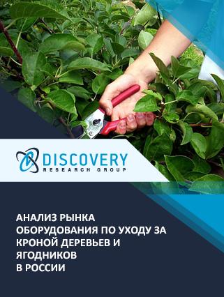 Маркетинговое исследование - Анализ рынка оборудования по уходу за кроной деревьев и ягодников в России