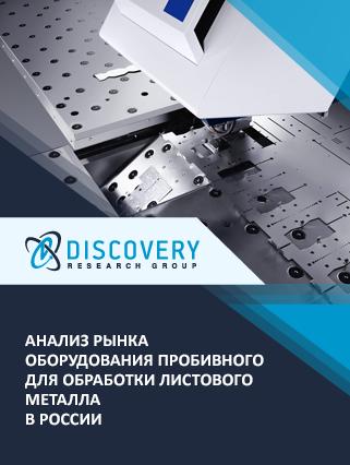 Маркетинговое исследование - Анализ рынка оборудования пробивного для обработки листового металла в России