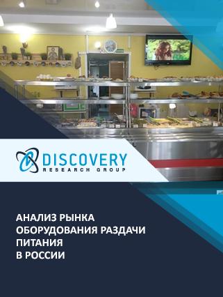 Маркетинговое исследование - Анализ рынка оборудования раздачи питания в России
