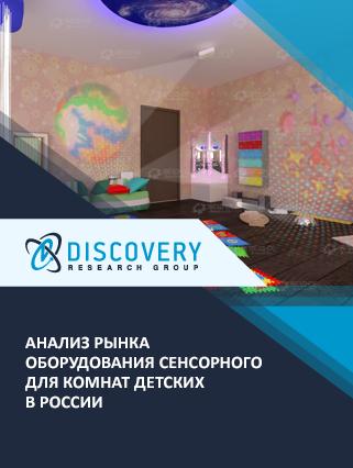 Маркетинговое исследование - Анализ рынка оборудования сенсорного для комнат детских в России