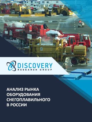 Маркетинговое исследование - Анализ рынка оборудования снегоплавильного в России