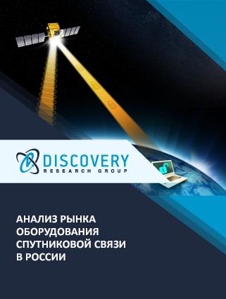 Маркетинговое исследование - Анализ рынка оборудования спутниковой связи в России