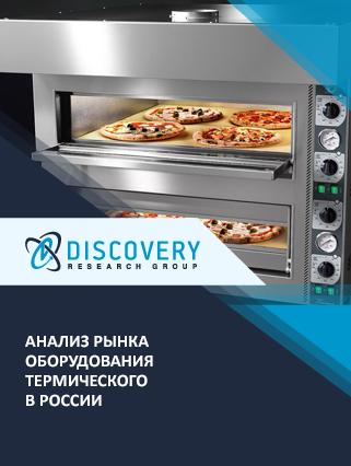 Анализ рынка оборудования термического в России