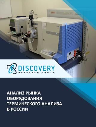 Анализ рынка оборудования термического анализа в России