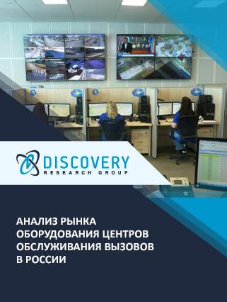 Анализ рынка оборудования центров обслуживания вызовов в России