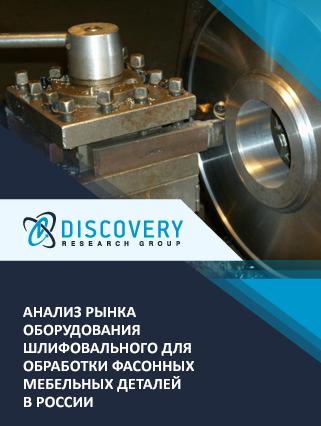 Маркетинговое исследование - Анализ рынка оборудования шлифовального для обработки фасонных мебельных деталей в России