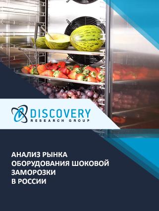Маркетинговое исследование - Анализ рынка оборудования шоковой заморозки в России