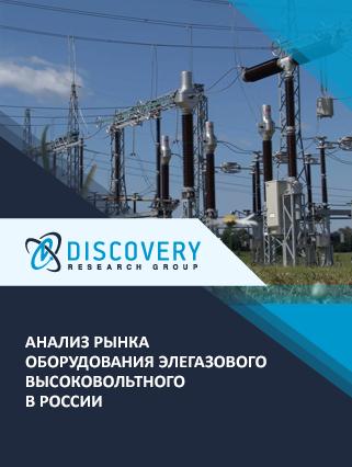 Маркетинговое исследование - Анализ рынка оборудования элегазового высоковольтного в России