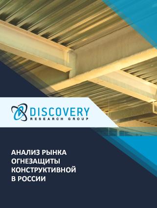 Маркетинговое исследование - Анализ рынка огнезащиты конструктивной в России