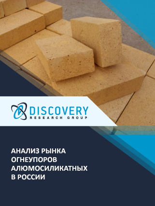 Маркетинговое исследование - Анализ рынка огнеупоров алюмосиликатных в России