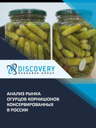 Маркетинговое исследование - Анализ рынка огурцов корнишонов консервированных в России