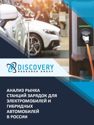 Анализ рынка станций зарядок для электромобилей и гибридных автомобилей в России