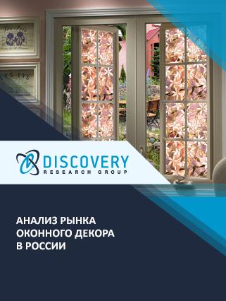 Маркетинговое исследование - Анализ рынка оконного декора в России