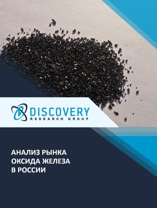 Маркетинговое исследование - Анализ рынка оксида железа в России (с базой импорта-экспорта)