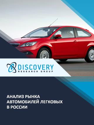 Маркетинговое исследование - Анализ рынка автомобилей легковых в России