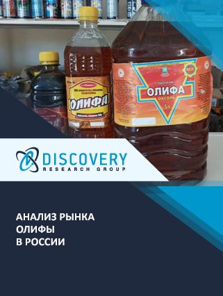 Маркетинговое исследование - Анализ рынка олифы в России