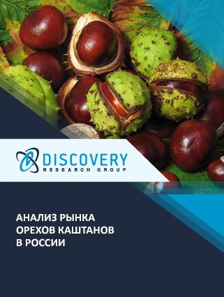 Маркетинговое исследование - Анализ рынка орехов каштанов в России