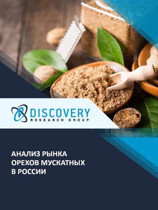Маркетинговое исследование - Анализ рынка орехов мускатных в России