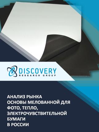 Маркетинговое исследование - Анализ рынка основы мелованной для фото, тепло, электрочувствительной бумаги в России