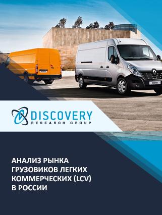 Маркетинговое исследование - Анализ рынка грузовиков легких коммерческих (LCV) в России