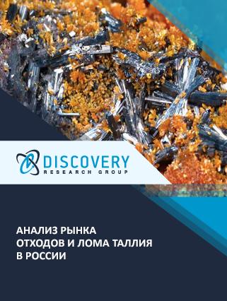 Маркетинговое исследование - Анализ рынка отходов и лома таллия в России
