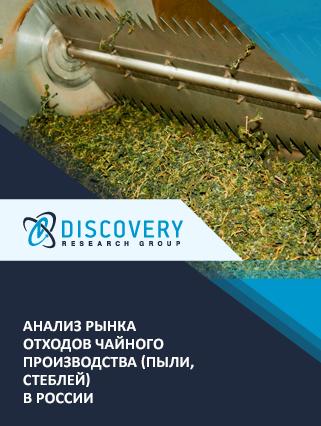 Маркетинговое исследование - Анализ рынка отходов чайного производства (пыли, стеблей) в России