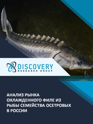 Маркетинговое исследование - Анализ рынка охлажденного филе из рыбы семейства осетровых в России