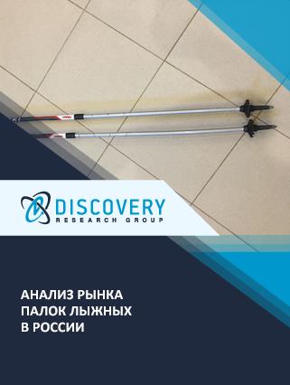 Анализ рынка палок лыжных в России