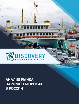 Маркетинговое исследование - Анализ рынка паромов морских в России