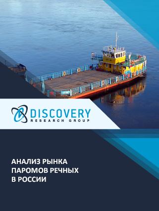 Маркетинговое исследование - Анализ рынка паромов речных в России
