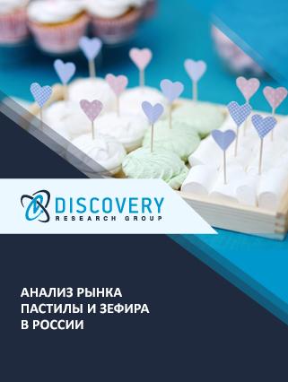 Маркетинговое исследование - Анализ рынка пастилы и зефира в России