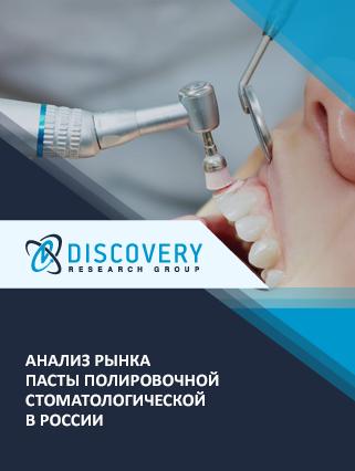 Анализ рынка пасты полировочной стоматологической в России