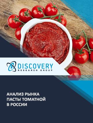 Маркетинговое исследование - Анализ рынка пасты томатной в России