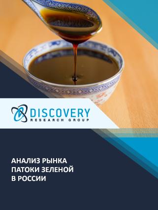Маркетинговое исследование - Анализ рынка патоки зеленой в России