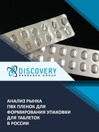 Маркетинговое исследование - Анализ рынка ПВХ пленок для формирования упаковки для таблеток в России