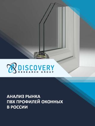 Маркетинговое исследование - Анализ рынка ПВХ профилей оконных в России