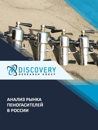 Маркетинговое исследование - Анализ рынка пеногасителей в России