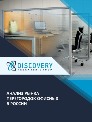 Анализ рынка перегородок офисных в России