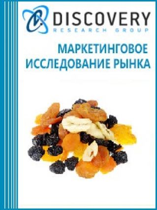 Маркетинговое исследование - Анализ рынка высушенных фруктов и ягод в России (с предоставлением базы импортно-экспортных операций)