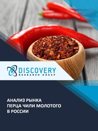 Анализ рынка перца чили молотого в России