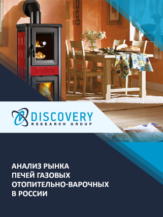 Маркетинговое исследование - Анализ рынка печей газовых отопительно-варочных в России