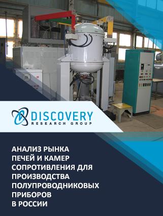 Маркетинговое исследование - Анализ рынка печей и камер сопротивления для производства полупроводниковых приборов в России