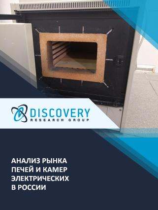 Маркетинговое исследование - Анализ рынка печей и камер электрических в России