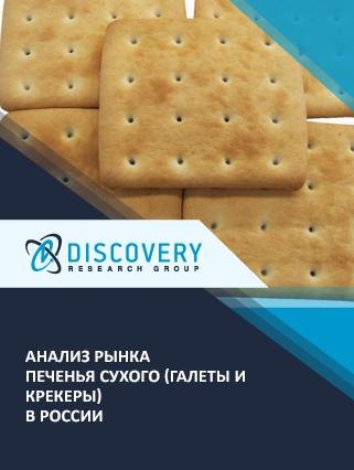 Маркетинговое исследование - Анализ рынка печенья сухого (галеты и крекеры) в России