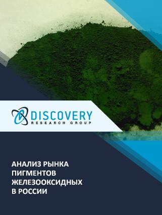 Маркетинговое исследование - Анализ рынка пигментов железооксидных в России