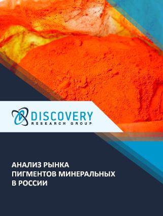 Маркетинговое исследование - Анализ рынка пигментов минеральных в России