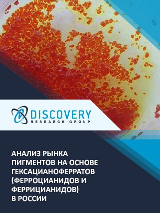 Маркетинговое исследование - Анализ рынка пигментов на основе гексацианоферратов (ферроцианидов и феррицианидов) в России