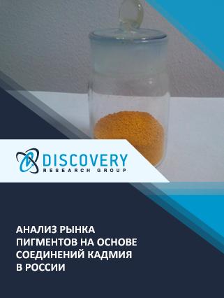 Маркетинговое исследование - Анализ рынка пигментов на основе соединений кадмия в России