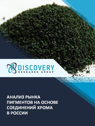 Маркетинговое исследование - Анализ рынка пигментов на основе соединений хрома в России