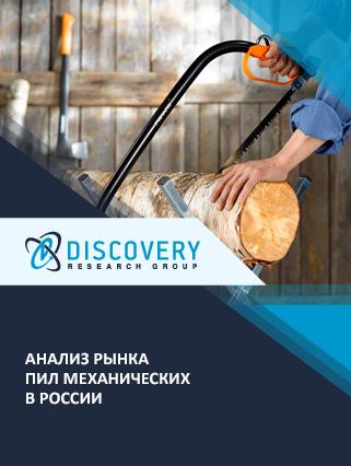 Маркетинговое исследование - Анализ рынка пил механических в России